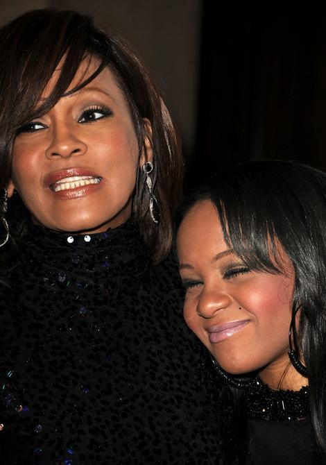 Bobbi Kristina Brown's grief over her mother's death has become public fodder.(Getty Images)