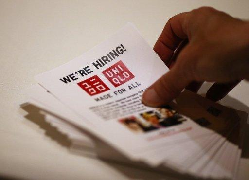 US jobless rate drops but crisis continues