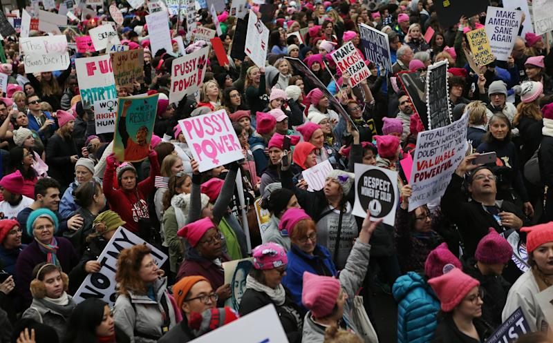 Here's Why 'Feminism' Is The Word Of The Year