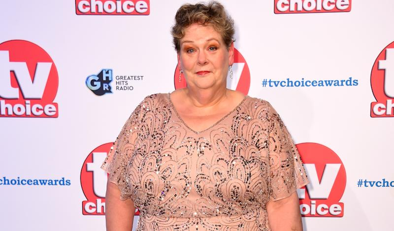 Anne Hegerty has admitted she struggles with intimacy. (Getty Images)