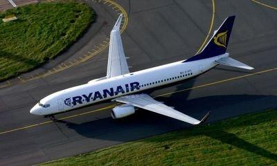 Ryanair cancels 250 flights as strikes in six countries hit services
