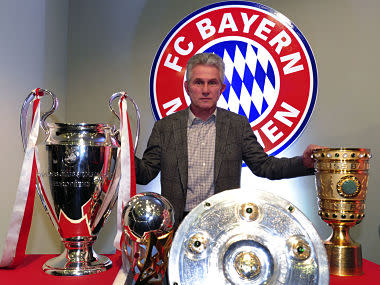 Heynckes is going back into retirement after leading Bayern to another Bundesliga title.