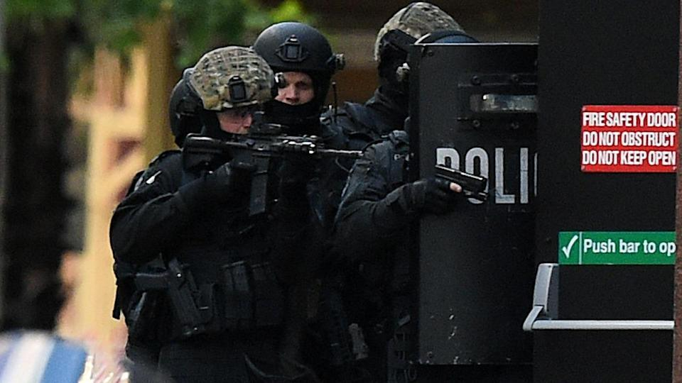 Westpac has confirmed four of the hostages in the Sydney siege worked at the bank and are now safe.