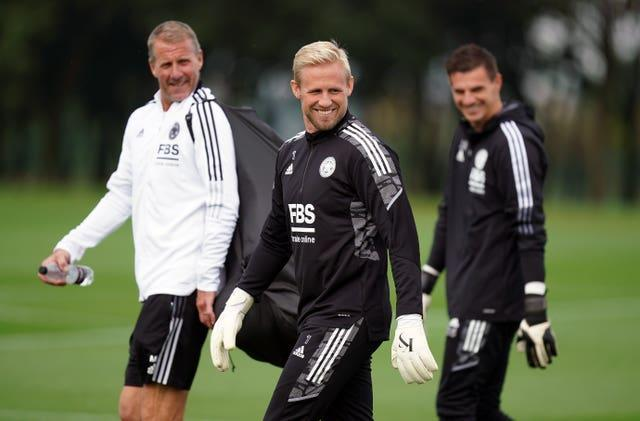 Leicester City Training – Seagrave Training Complex