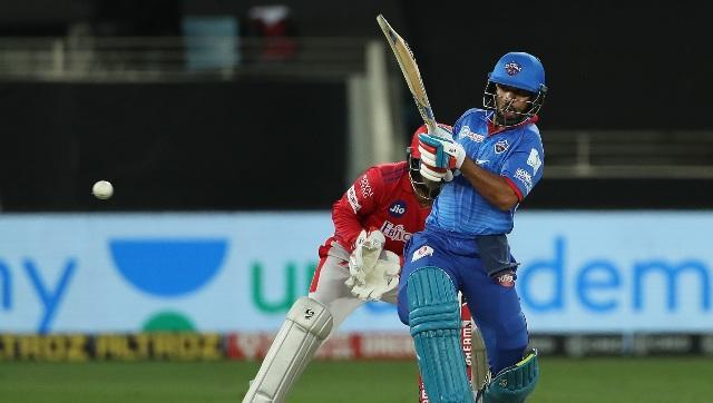 Shikhar Dhawan became the first player in IPL history to score consecutive tons. Image: Sportzpics