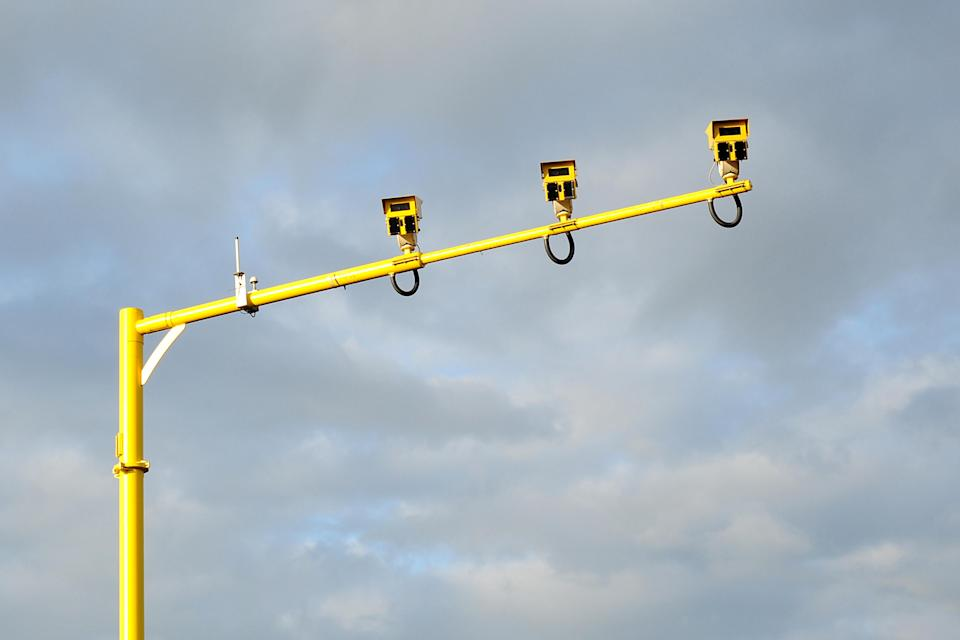 A new generation of speed cameras is on Britain's roads (Picture: PA)