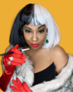 """<p>Twenty twenty-one is the year of Cruella. Not only will your costume be a hit, it's really easy to recreate, especially if you already have a little black dress. </p><p><em><a href=""""https://www.cookiecorp.net/cosplay?pgid=k4qpk4dn-c567ea3b-5f83-41bd-abfa-55b6df2666d3"""" rel=""""nofollow noopener"""" target=""""_blank"""" data-ylk=""""slk:Learn more at Cookie Corp »"""" class=""""link rapid-noclick-resp"""">Learn more at Cookie Corp<em> »</em></a></em></p>"""