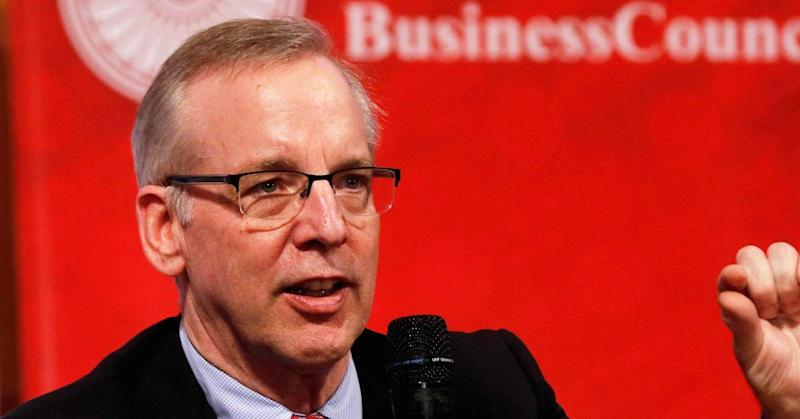 Departure of NY Fed's Dudley hangs another question over Fed leadership