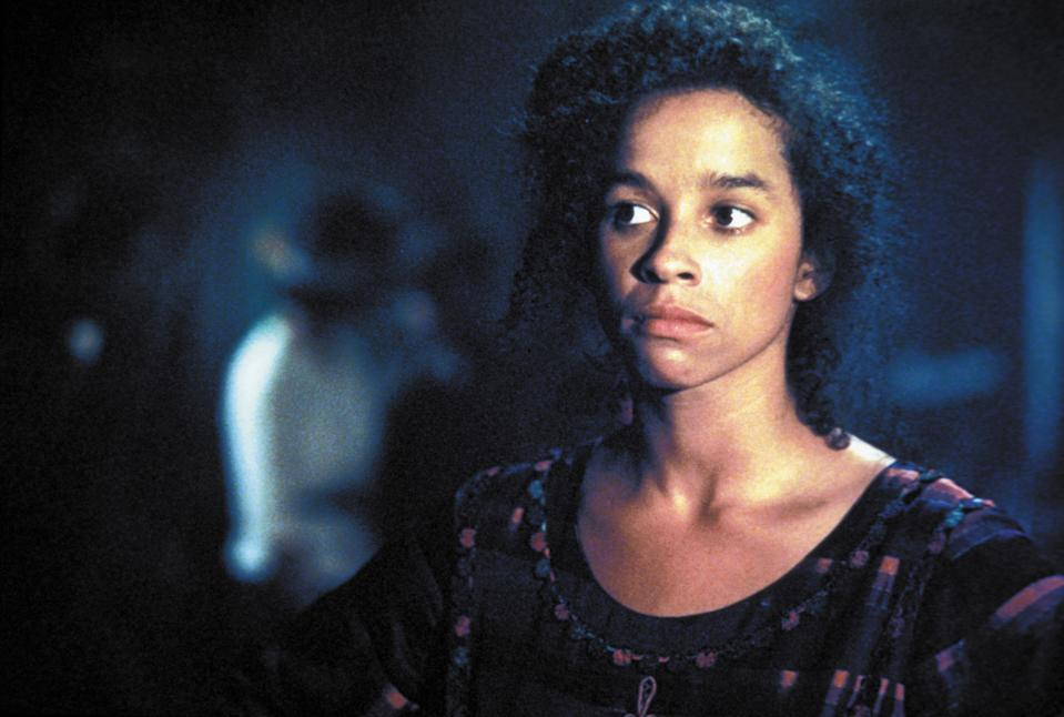 """Actress Rae Dawn Chong (pictured in 1985's The Color Purple) said she slept with Mick Jagger when she was """"young, underage jailbait."""" (Photo: Sunset Boulevard/Corbis via Getty Images)"""