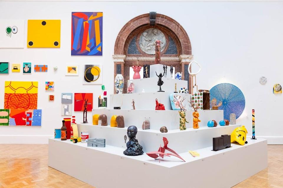 Installation view (David Parry/ Royal Academy of Arts)