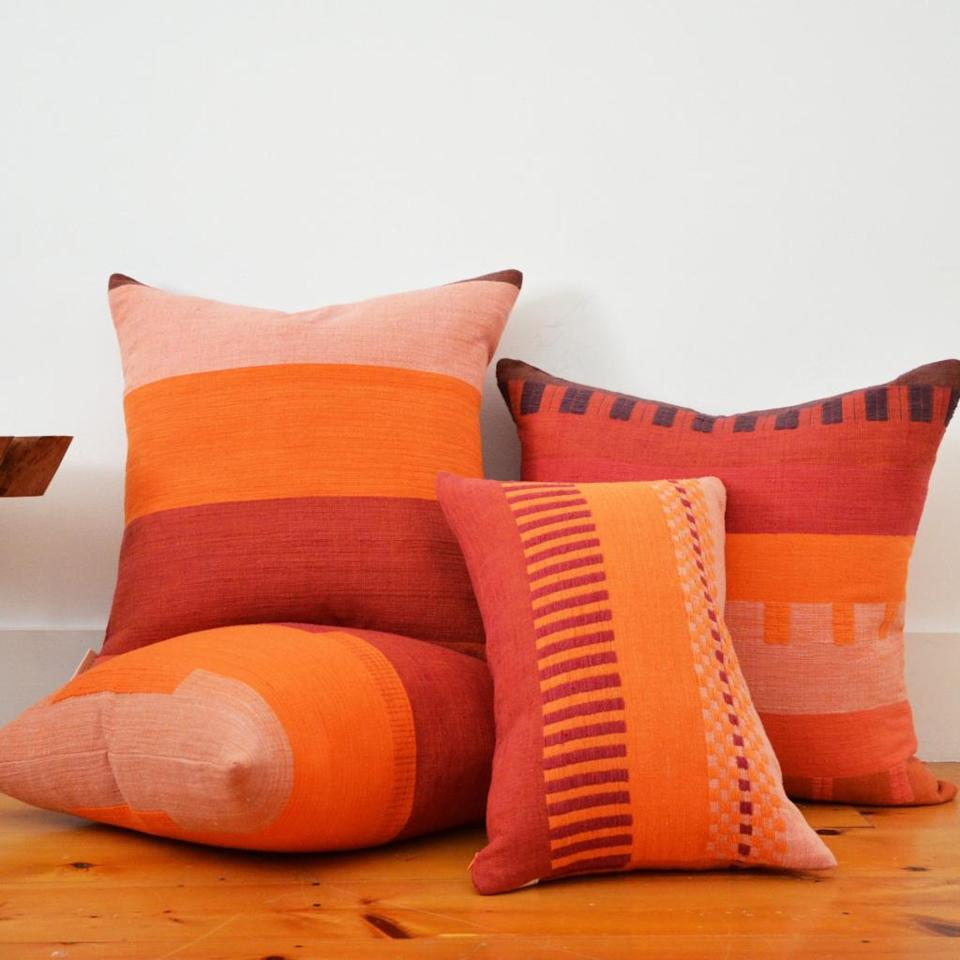 Bole Road Coordinated Pillows