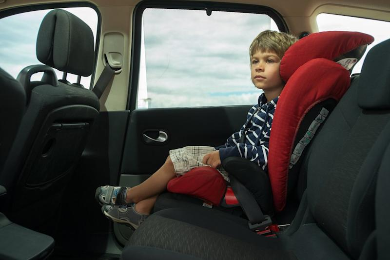 Children shorter than 4 feet 9 inches will be required by law to sit in booster seats beginning in 2020.