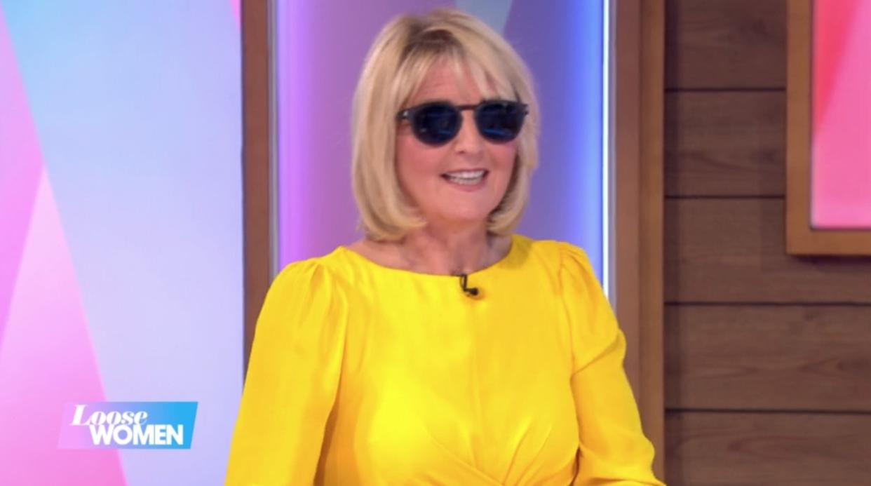 The Loose Women team were quick to rib Coleen. (ITV/Loose Women)