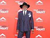 """<p>Actor Richard Roundtree with diagnosed with breast cancer in the early '90s, but kept his illness a secret for years. He told <em><a href=""""https://abcnews.go.com/Health/OnCallPlusBreastCancerNews/story?id=4028791&page=1"""" rel=""""nofollow noopener"""" target=""""_blank"""" data-ylk=""""slk:ABC News"""" class=""""link rapid-noclick-resp"""">ABC News</a></em>, """"I was in the closet, so to speak, until after the fifth year when I was cancer free."""" He's now outspoken about his journey and works to increase awareness of male breast cancer. </p>"""