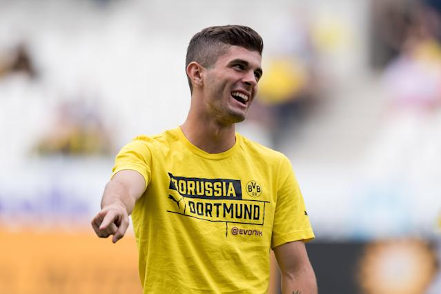 FC Yahoo exclusive: Christian Pulisic on U.S. Soccer, club future and what went wrong in World Cup qualifying