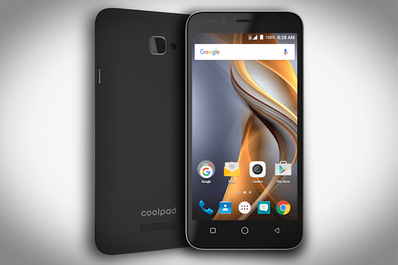 all coolpad mobile