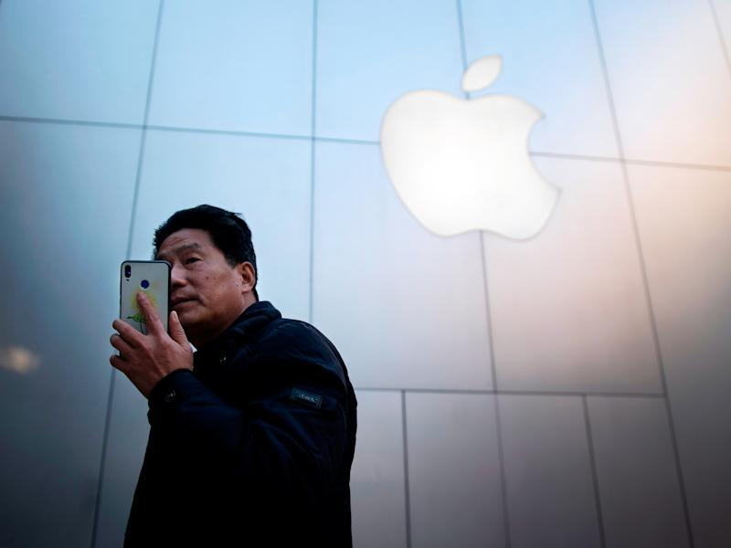 Apple Considering Moving iPhone Production Out of China