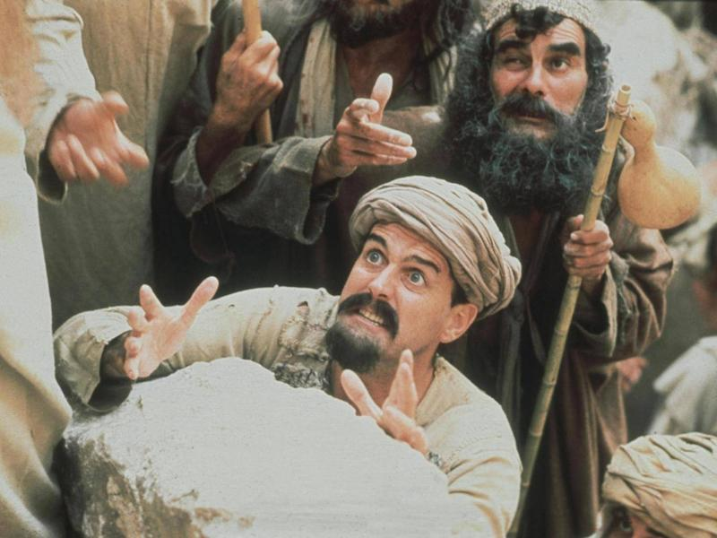 Cleese in Monty Pythons 'Life of Brian' in 1979 (Rex)