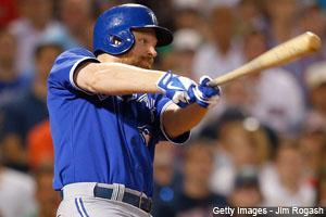Matthew Pouliot breaks down the July first baseman and designated hitter rankings