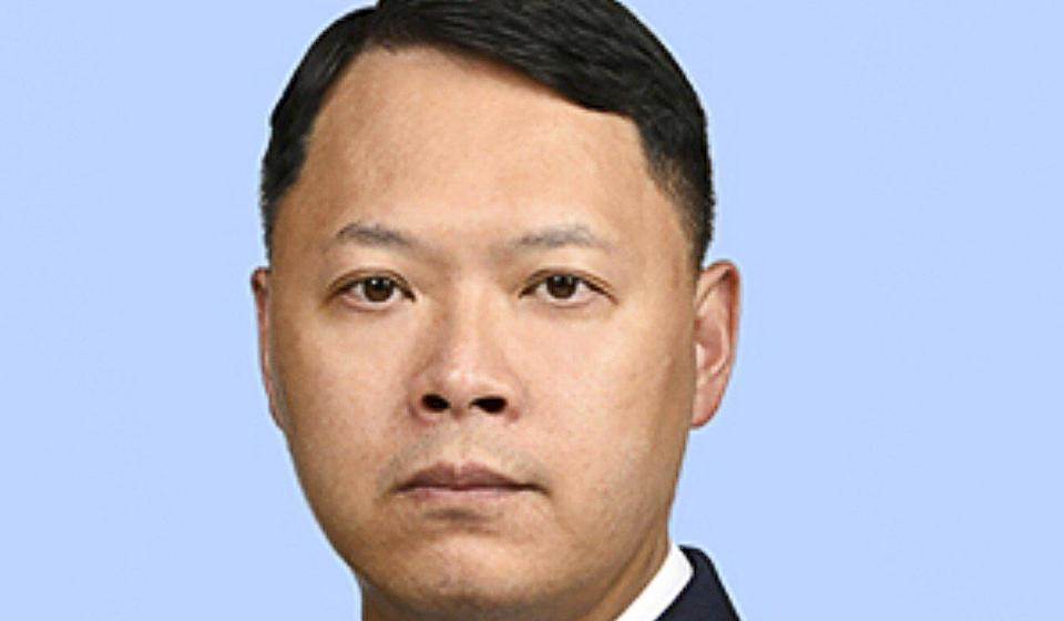 Senior Assistant Commissioner and Director of National Security Frederick Choi. Photo: Handout