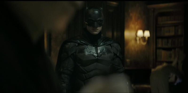 Robert Pattinson as Batman in Matt Reeves 'The Batman'
