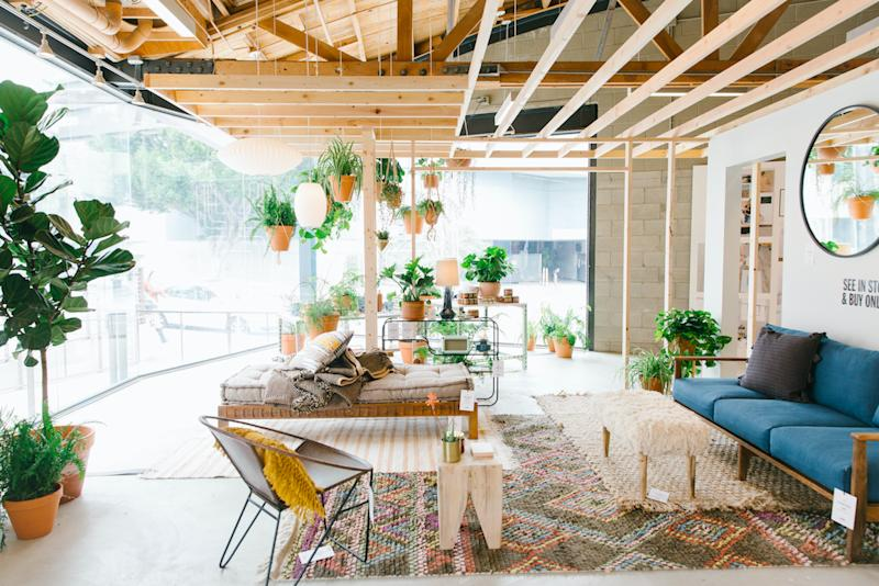 Urban Outfitters Living Room Part - 40: Urban Outfitters Opens Its First Home-Only Showroom