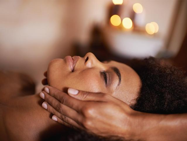 "<p>Self-care is very important for new moms. Why not encourage her to take some ""me time"" and treat her to a relaxing massage, facial, haircut, or aromatherapy treatment? SpaFinder has gift cards you can purchase for salons, wellness centers, and resorts. For more info, visit <a href=""https://www.spafinder.com/Catalog/spagiftcertificates.jsp?_ga=2.43344485.178450804.1494351211-792127783.1494342296"" rel=""nofollow noopener"" target=""_blank"" data-ylk=""slk:spafinder.com"" class=""link rapid-noclick-resp"">spafinder.com</a>. (Photo:PeopleImages) </p>"