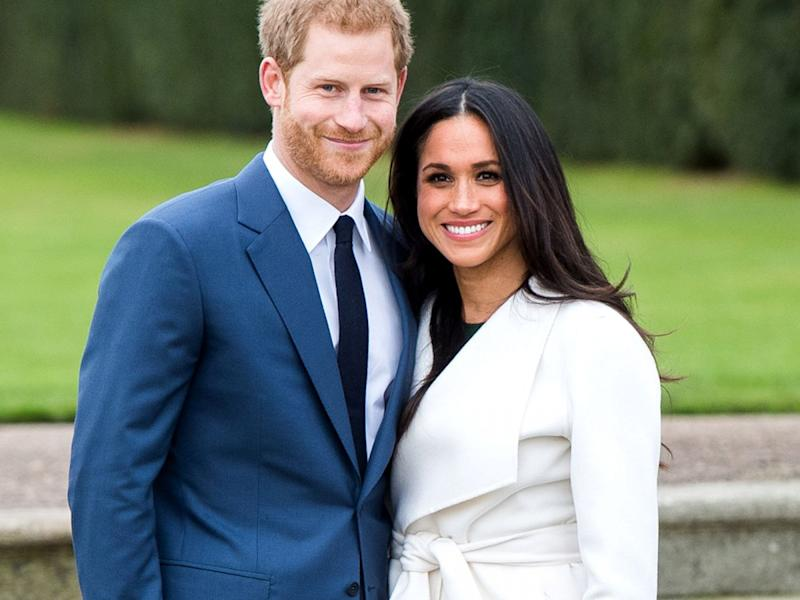d5129f1fb1838 The Queen Of England Approved The Royal Wedding — With A Lot Of Paperwork