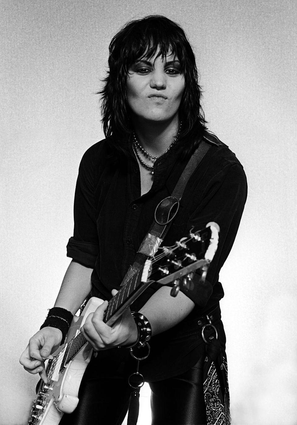 <p>Jane Fonda may have put shag on the map, but Joan Jett's long, razored style made it a must-have for trendsetters and rock lovers everywhere.</p>