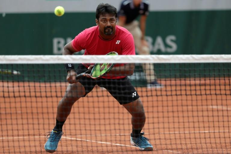 All over for India's Leander Paes in Davis Cup
