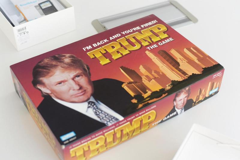 Donald Trump: The game (Sofie Lindberg)