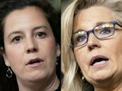 Number three US House Republican Liz Cheney (R), a fierce critic of former president Donald Trump, is likely to be replaced by congresswoman Elise Stefanik, a Trump defender