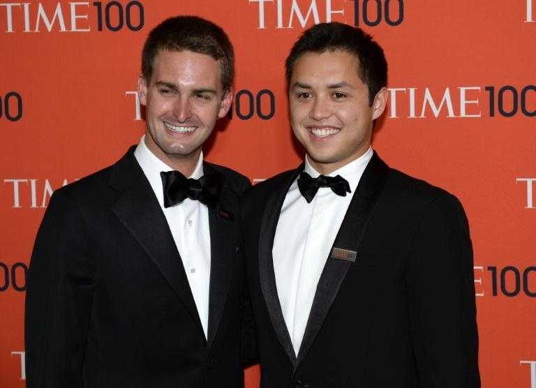 Snapchat co-founders Evan Spiegel and Bobby Murphy are among the youngest billionairs in the world