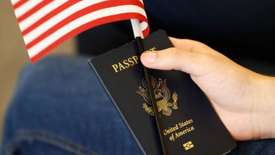 The Mobile Passport app, which can be downloaded to any smartphone or tablet, is the quick solution to those that just don't want to go through the process of applying for Global Entry. All U.S. travelers are welcome to download the app, enter their passport information, answer the same questions you would be answering on the kiosk machines or the paper form, and get in a shorter line than the normal customs line. (File photo/El Nuevo Herald/Tribune News Service via Getty Images)