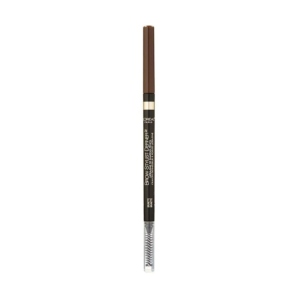 """""""The brow stylist helps get my brows together—truly a must in my makeup routine."""""""