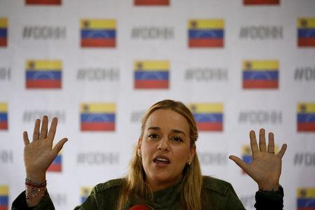 VENEZUELA: Caracas Rejects Foreign Calls For Tintori To Leave The Country