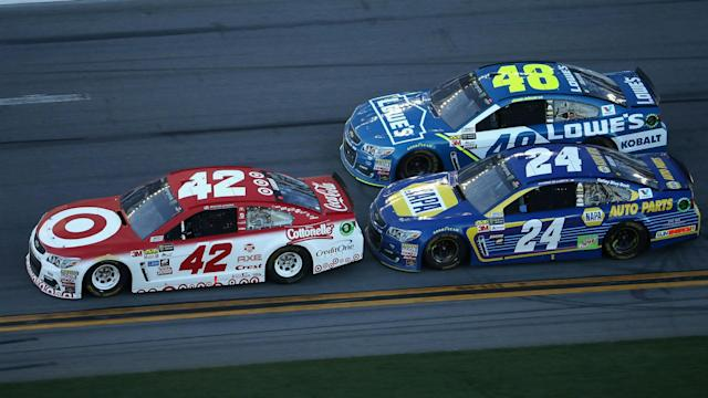 Betting favorites and fantasy sleepers for Sunday's Brickyard 400.
