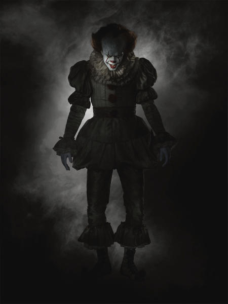 The sequel to It will be 'scarier and more intense' than the original, the director has said (Warner Bros Entertainment Inc/Rat-Pac Dune Entertainment LLC/Marco Grob/PA)