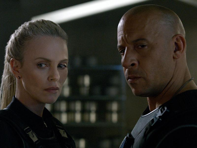 Fate of the Furious Universal