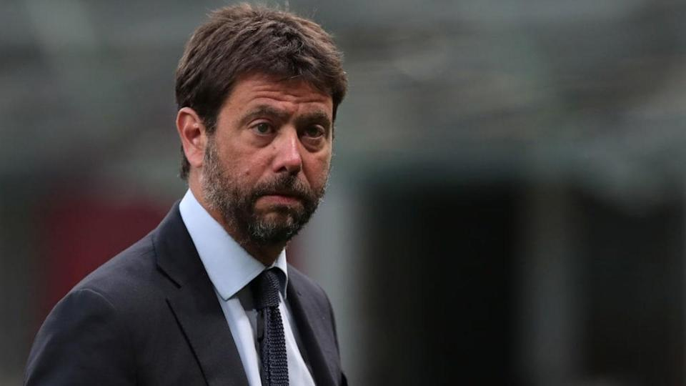Andrea Agnelli | Emilio Andreoli/Getty Images