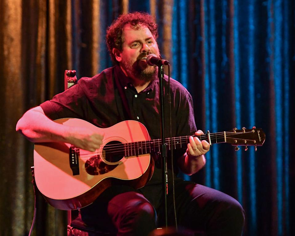 Drive-By Truckers frontman Patterson Hood is apologizing for the band's name. (Photo: Erika Goldring/Getty Images)