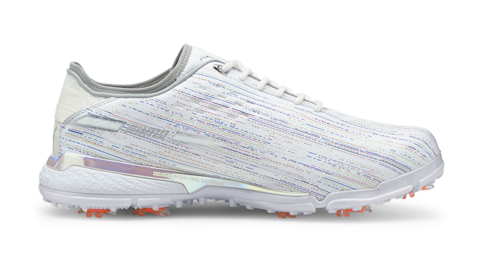 The medial side of the Puma Proadapt Spectra.  - Credit: Courtesy Puma