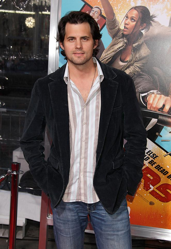 "<a href=""http://movies.yahoo.com/movie/contributor/1807615485"">Kristoffer Polaha</a> at the Los Angeles premiere of <a href=""http://movies.yahoo.com/movie/1810096356/info"">The Losers</a> - 04/20/2010"