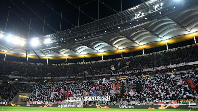 'Don't show up at the stadium' - Eintracht Frankfurt warns fans they could lose points