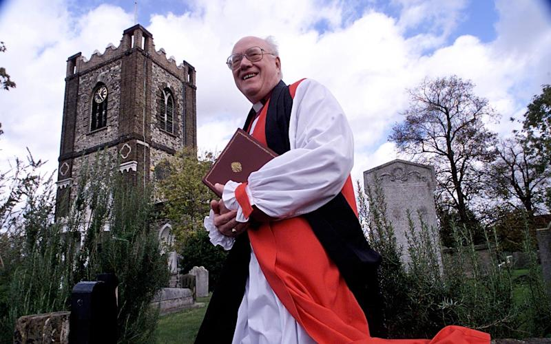 Lord Carey was forced out of the Church of England over the Peter Ball case