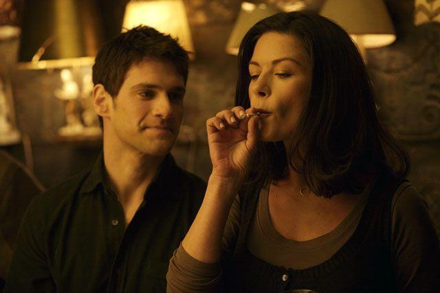 "<p><strong><em>The Rebound</em></strong> (2009)<br>Sandy (Catherine Zeta-Jones) bounces back from her divorce by dating a man 15 years her junior. It's not the age difference that kills it; it's her complete lack of chemistry with Aram (Justin Bartha). Skip this and soak up the much saucier May-December romance in the French film <em>Bright Days Ahead</em> instead.</p><span class=""copyright"">Photo: Moviestore/REX/Shutterstock. </span>"