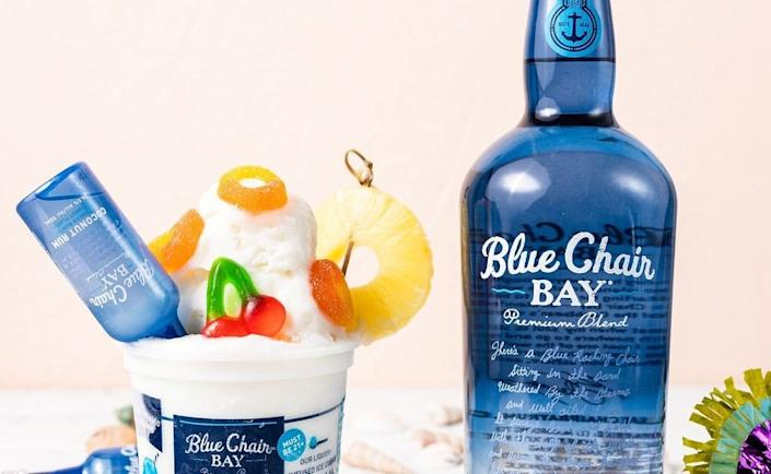 Tipsy Scoop Boozy Ice Cream Cocktail Party Kit