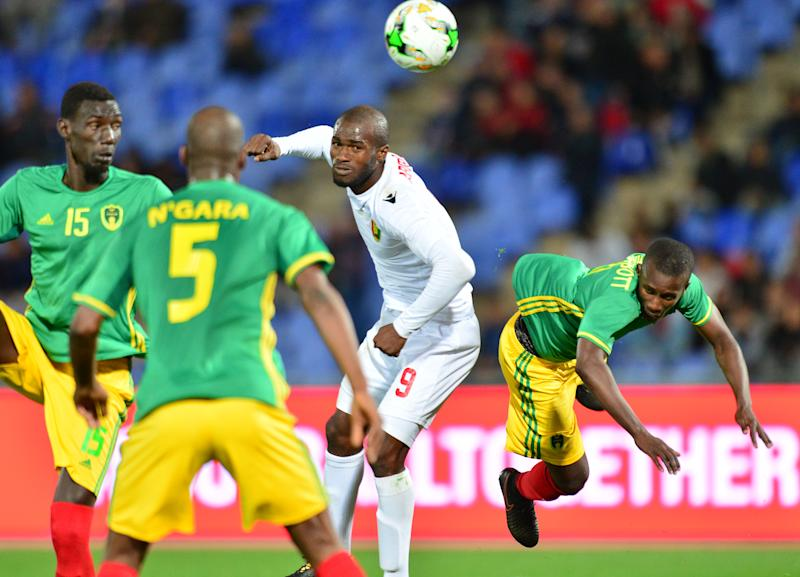 Sunday's Afcon qualifiers wrap: Mauritania seal maiden qualification