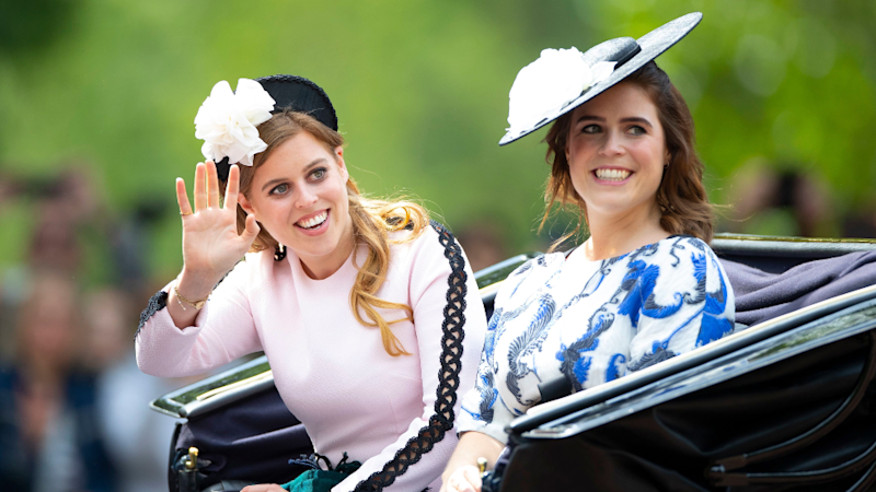 Princess Eugenie & Beatrice Could Take Meghan Markle & Prince Harry's Royal Duties