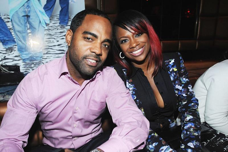 Todd Tucker and Kandi Burruss | Brad Barket/Getty Images